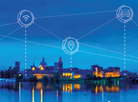 SCIoTeM – Smart City, Internet of Things e Mobilità