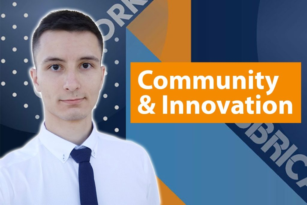PERSONE – A 21 anni crea l'App per aiutare i sordociechi a usare la tecnologia: la storia di Alex