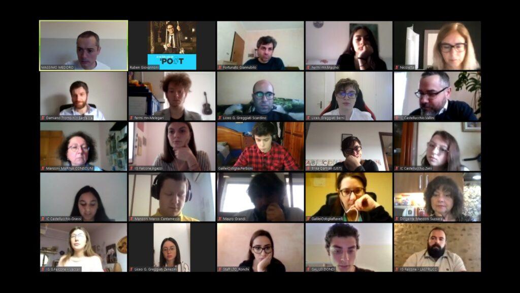 """Le studentesse dell'IC Castellucchio si aggiudicano la Finale Provinciale PSD 2020 con il progetto """"Girls Code It Better"""""""