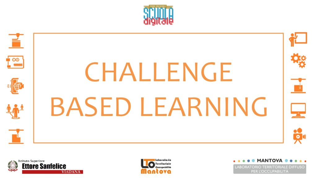 Challenge Based Learning – Formazione docenti 2020