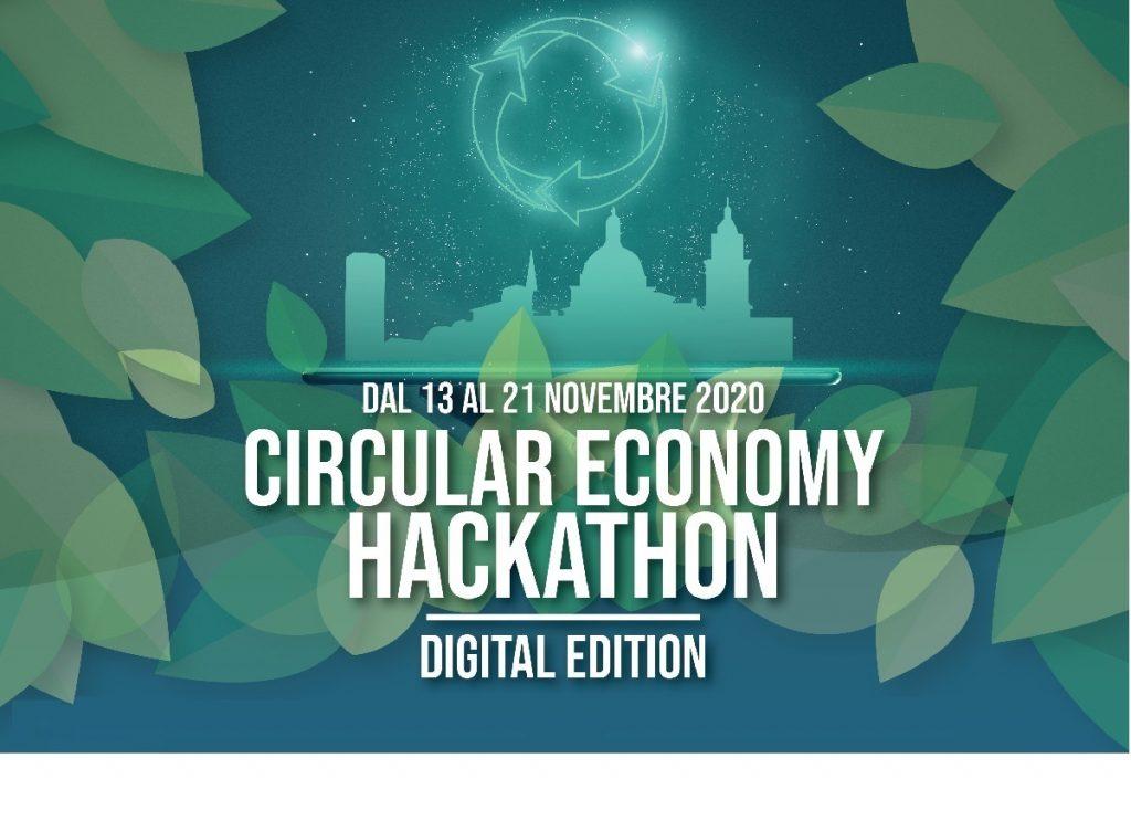 """Circular Economy – Climathon 2020"" – Digital Edition"