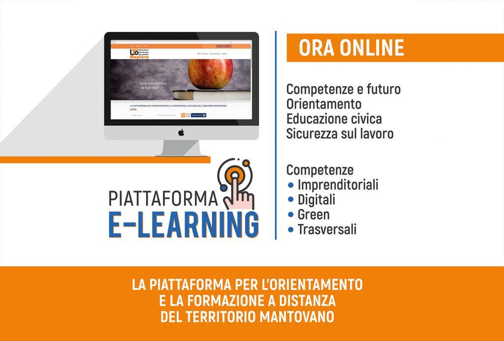 Piattaforma e-learning LTO Mantova