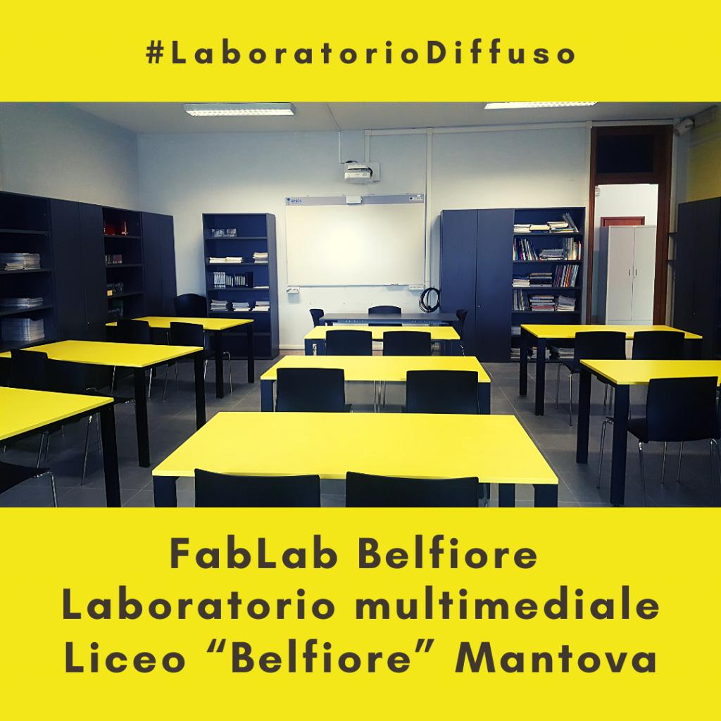 FabLab Belfiore – Laboratorio multimediale